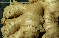 Ginger Dried Organic distilled